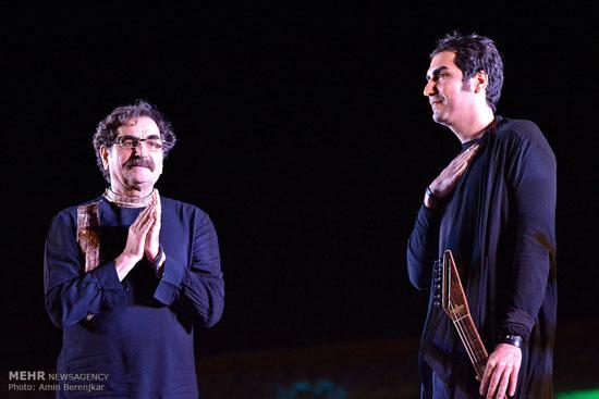 عکس: کنسرت موسیقی شهرام و حافظ ناظری