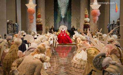 جدیدترین عکسهای منتشر شده از فیلم «سفید برفی»