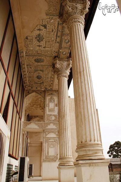 معماری شگفت انگیز خانه قجری
