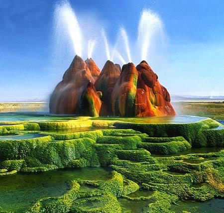 مکانهای عجیب و دیدنی, گردشگری, دیدنی های جهان