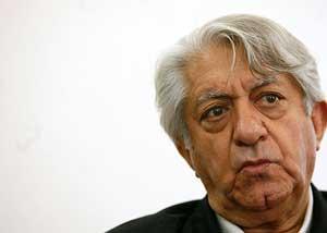 توصیه عزت الله انتظامی به محمدرضا فروتن برای بازی در تئاتر