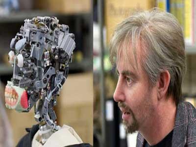 شبیه ترین روبات به انسان(+عکسهای باور نکردنی)