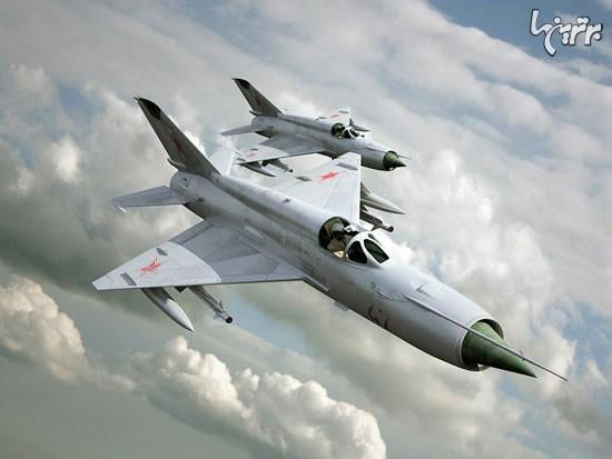 سریع ترین هواپیماهای جنگنده دنیا