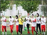 صعود تیم دختران ایران به نیمه نهایی المپیک