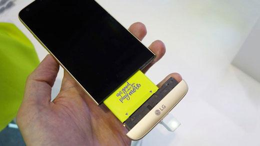 پنج ابهام بزرگ درباره گوشی G5 ال جی