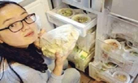 اخبار,اخبار گوناگون , پختن غذای یک سال همسر