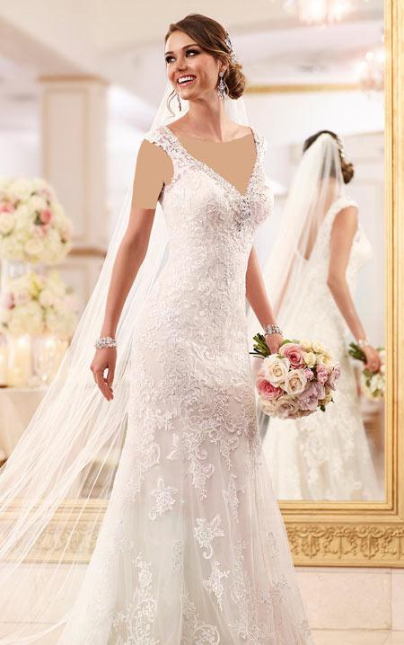 مدل لباس عروس,مدل لباس عروس جدید,عکس مدل لباس عروس