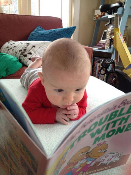 اگر تروریستها در کودکی کتاب میخواندند!