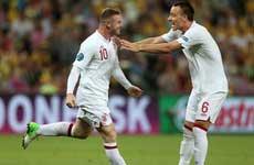 یورو 2012 , انگلیس
