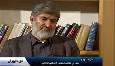گفتگو مطهری باشبکه خبری العالم,انتخاب علی مطهری به عنوان وزیرارشاد,تشکیل کابینه روحانی