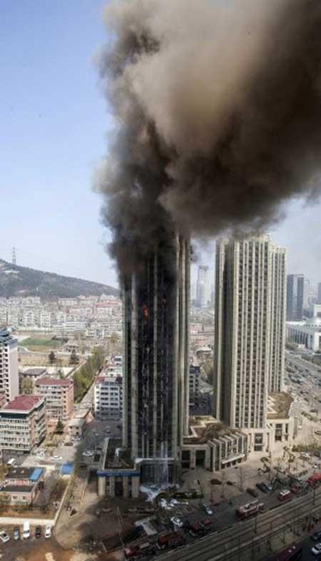 عکسهای جالب,تصاویر دیدنی,آتش سوزی