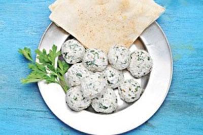 طرز تهیه توپک پنیری,توپک پنیری برای افطاری
