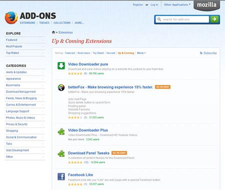 افزونه های فایرفاکس, آموزش نصب افزونه, آموزش کامپیوتر