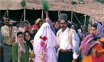 عروسی بختیاری, رسوم ازدواج