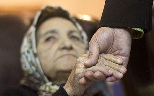 چگونه عید سالمندان را شیرین تر کنیم؟