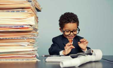 اشتغال,شغل آینده کودکان, بیكاری