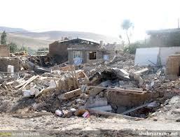 تلفات زلزله سیستان و بلوچستان