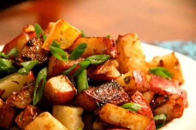 درست کردن سیب زمینی سرکه ای, سیب زمینی سرکه ای مناسب عصرانه