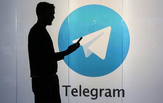 تلگرام نزد ایرانیان است و بس! (اسلایدشو)
