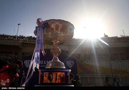 عکس: جشن قهرمانی استقلال خوزستان