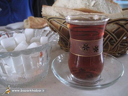 اخبار,اخبار گوناگون,بزرگترین کشورهای مصرف کننده چای در دنیا