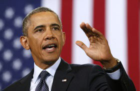 باراک اوباما,هزینه جنگ با ایران