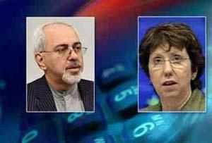 محمد جواد ظریف ,توافق ظریف و اشتون درباره زمان ملاقات