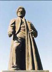 مجسمه رودکی