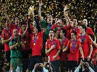 دولت اسپانیا دستور انحلال تیم ملی موسوم به كاتالونیا را صادر كرد