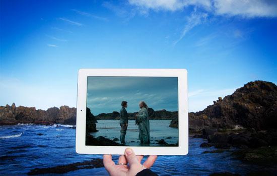 تاثیر یک سریال بر توریسم و سینمای ایرلند