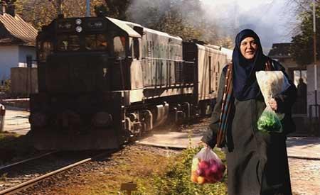 عکسهای محسن تنابنده، ریما رامینفر و احمد مهرانفر در سریال «پایتخت ۲»