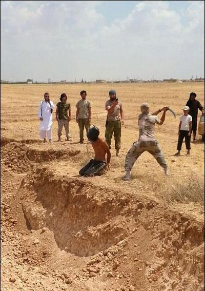 اخبار,اخبار بین الملل, تصاویر جنایات داعش