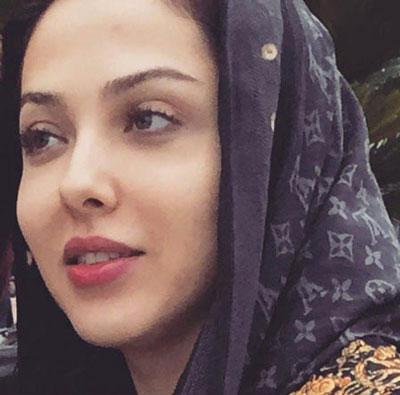 لیلا اوتادی؛ سردمدار چالش عکس بدون آرایش