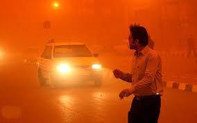 اخبار ,اخبار  اجتماعی,آلودگی هوای اهواز