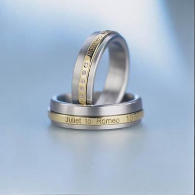 حلقه ازدواج جفتی