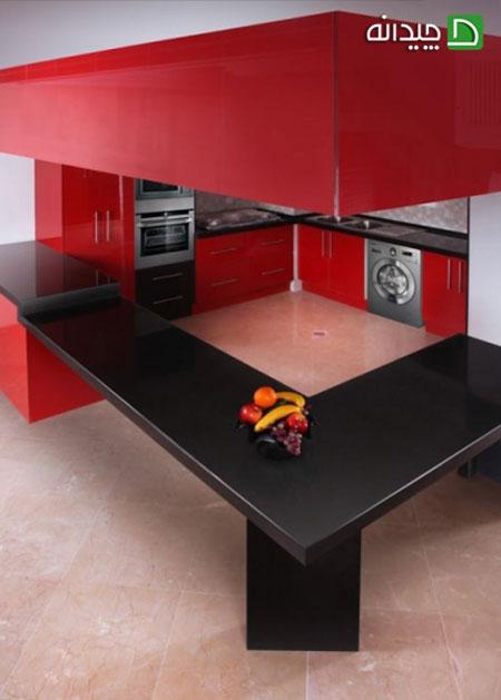 اشتباه رایج در طراحی دکوراسیون آشپزخانه