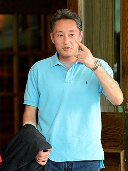کازوئو هیرای؛ مرد شماره یک سونی و پلیاستیشن