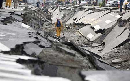 اخبار ,اخبار حوادث ,انفجار مرگبار لولههای گاز در تایوان