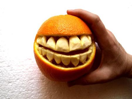 مدل تزیین پرتقال,تزیین پرتقال ساده,تزیین پرتقال