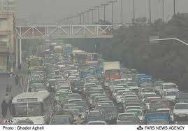 هشدار به تهرانی ها: در اولین بارش باران در خیابانها تردد نكنید