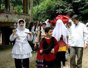 رسوم ازدواج در زنجان, آداب و رسوم مردم ایران