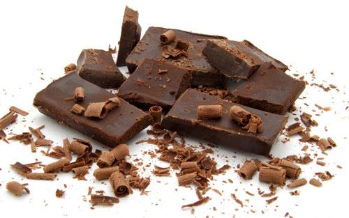 درست کردن نوار شکلاتی