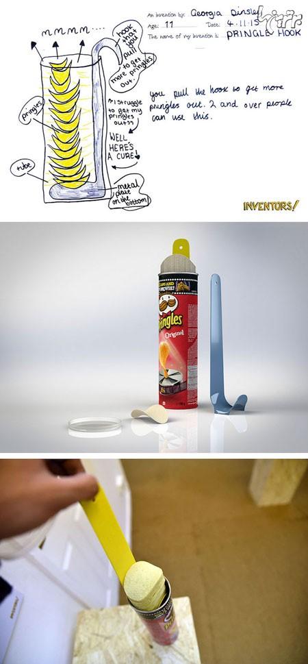 اختراعات ساده و کاربردی کودکان!