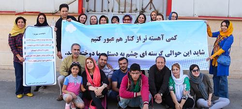 کارتن خوابی در ایران، دچار نیمبیسم!