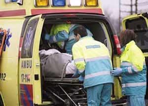 ۲ كشته در سانحه سقوط اتوبوس ایرانی در تركیه