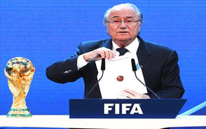 اخبار,اخبارورزشی,ریاست فدراسیون بینالمللی فوتبال