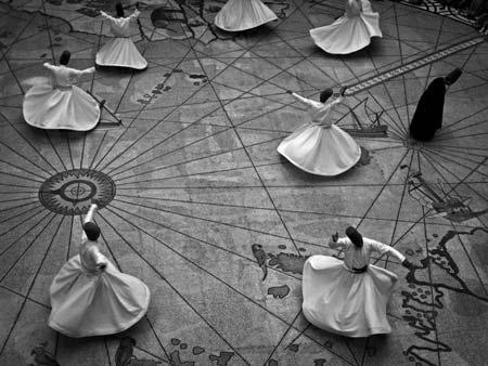رقص عرفانی