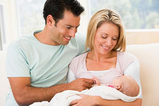 حقایقی کمتر گفته شده درباره پدر و مادر شدن( Slideshow)