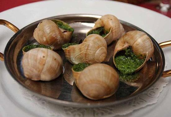 تصاویر:آشنایی با غذاهای لذیذ فرانسوی
