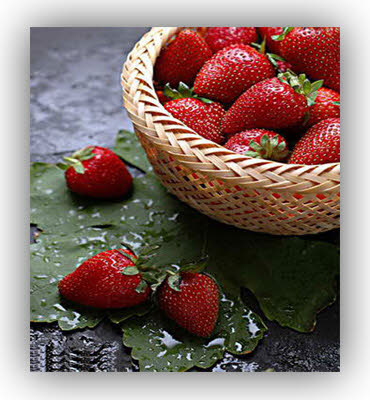 خواص تغذیه ای توت فرنگی و اثر آن در سلامتی انسان